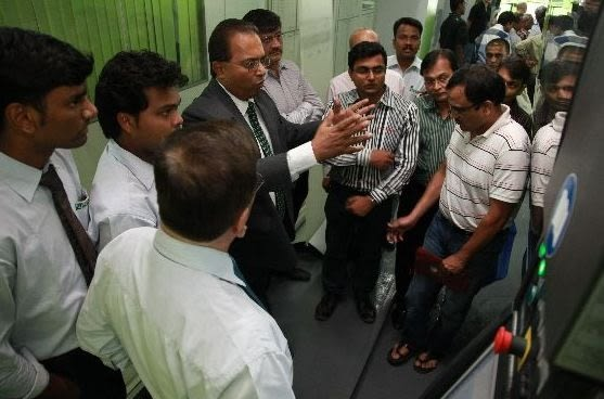 Engel med.con is a success in India
