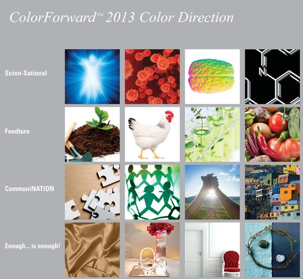 Clariant powers color choice for 2013