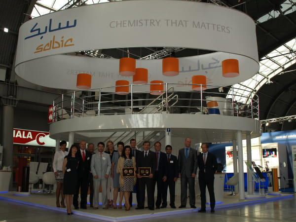 SABIC Innovative Plastics to be Honored with Two Awards for Best Material Ingenuity and Best Stand Design at Plastpol 2012