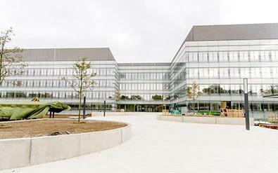 Innovation Center in Frankfurt