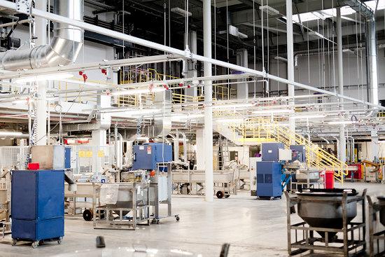 fabryka Clariant w Konstantynowie Łódzkim