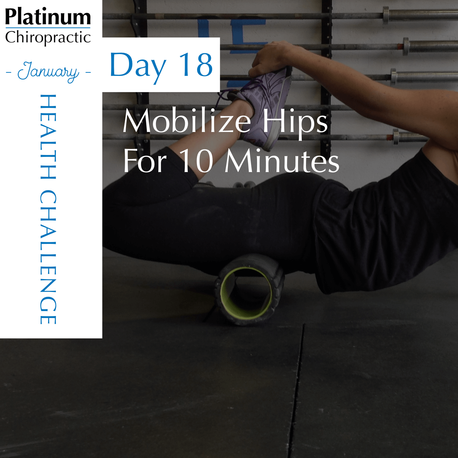 Mobilizing our Hips for 10 minutes