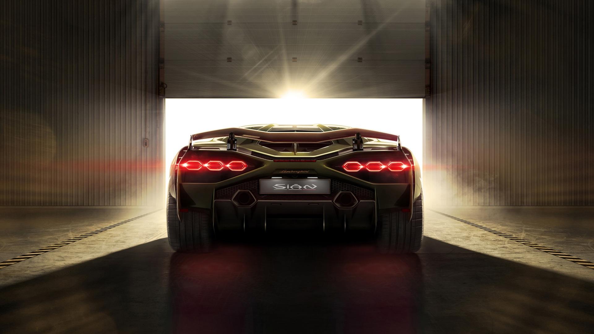 Sian Rear Tail lights