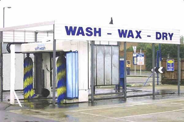 Marlow Self-Service Car Wash Centre
