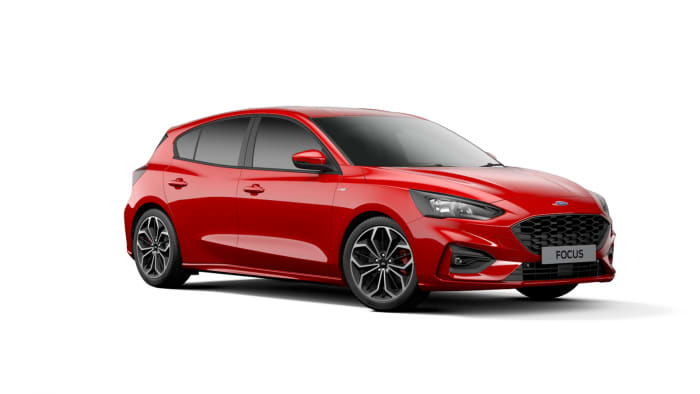 Ford New Focus Mild Hybrid