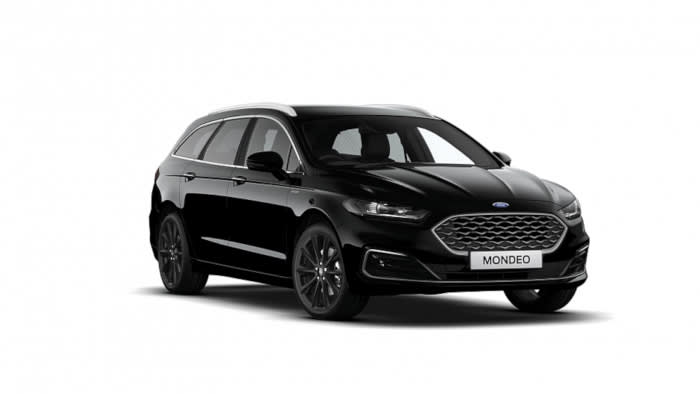 Ford New Mondeo Hybrid