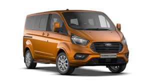 Ford New Tourneo Custom Plug-In Hybrid