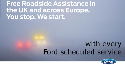 FREE European Roadside Assistance