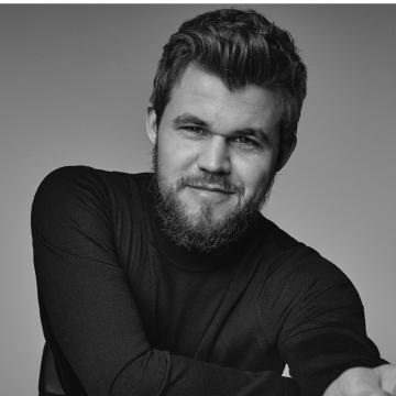 a photo of Magnus Carlsen