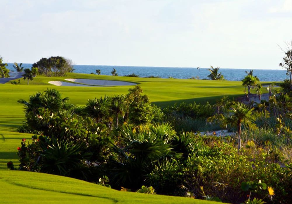 Golf del Caribe Mexicano