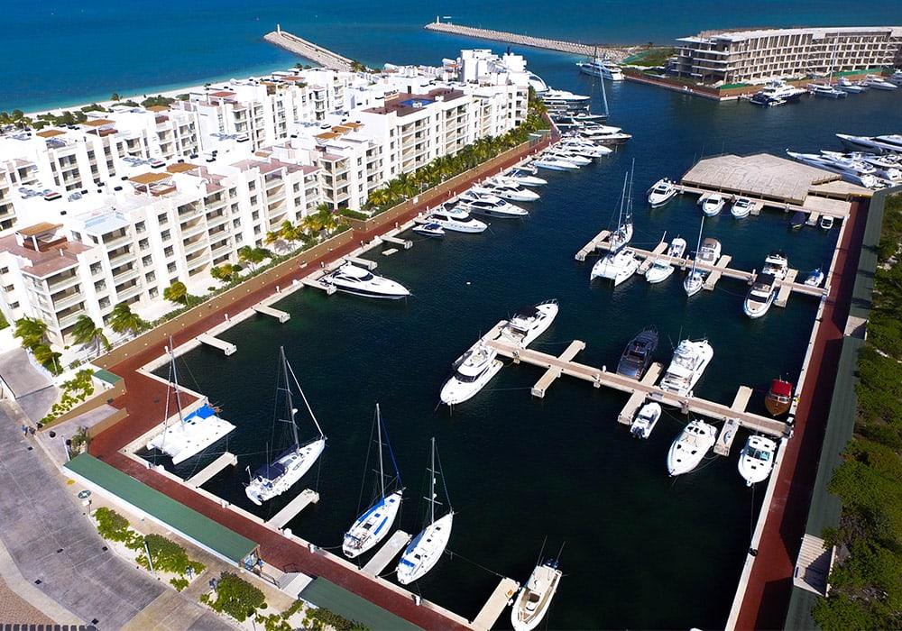Marina V&V facilities