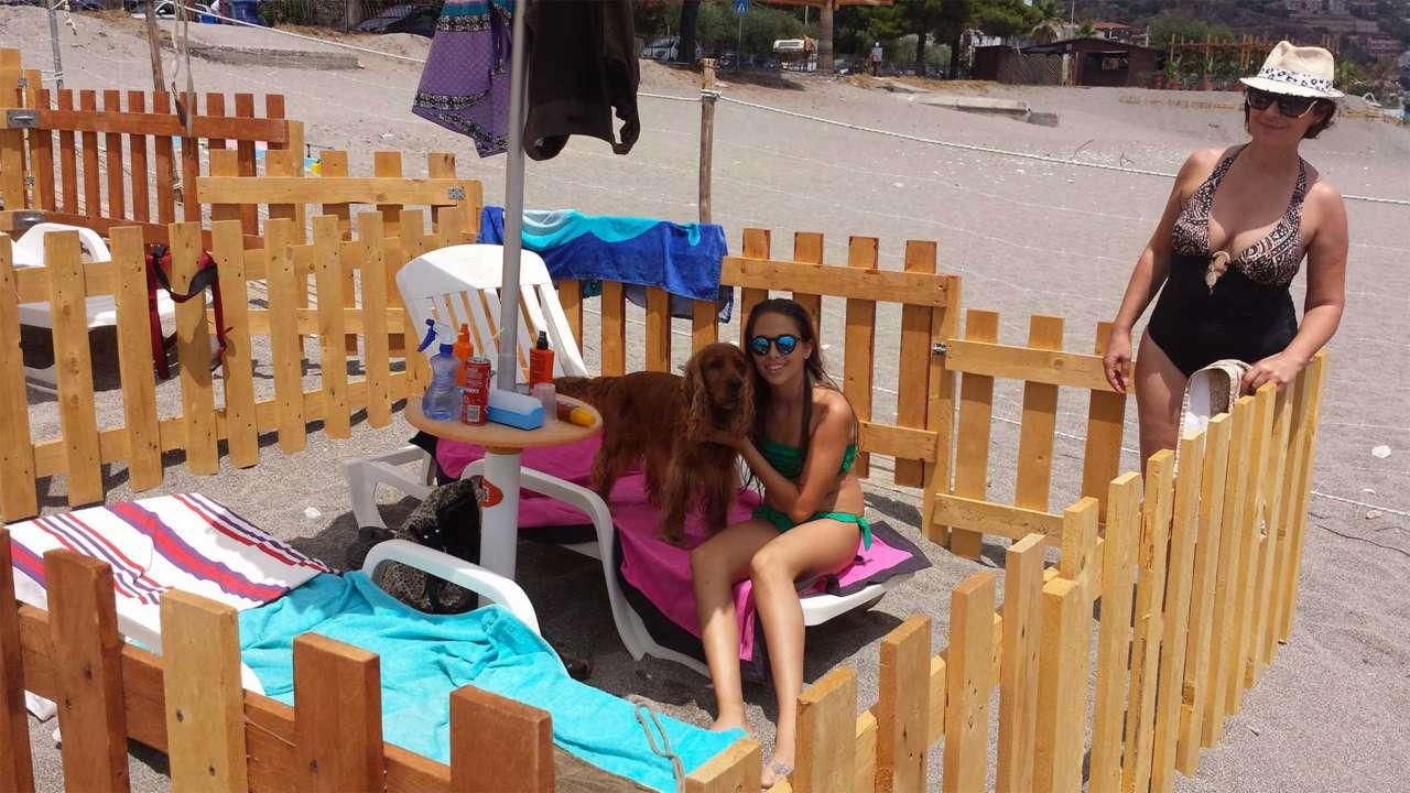 Dog Beach a taormina