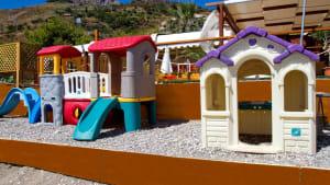 Area-Giochi per bambini