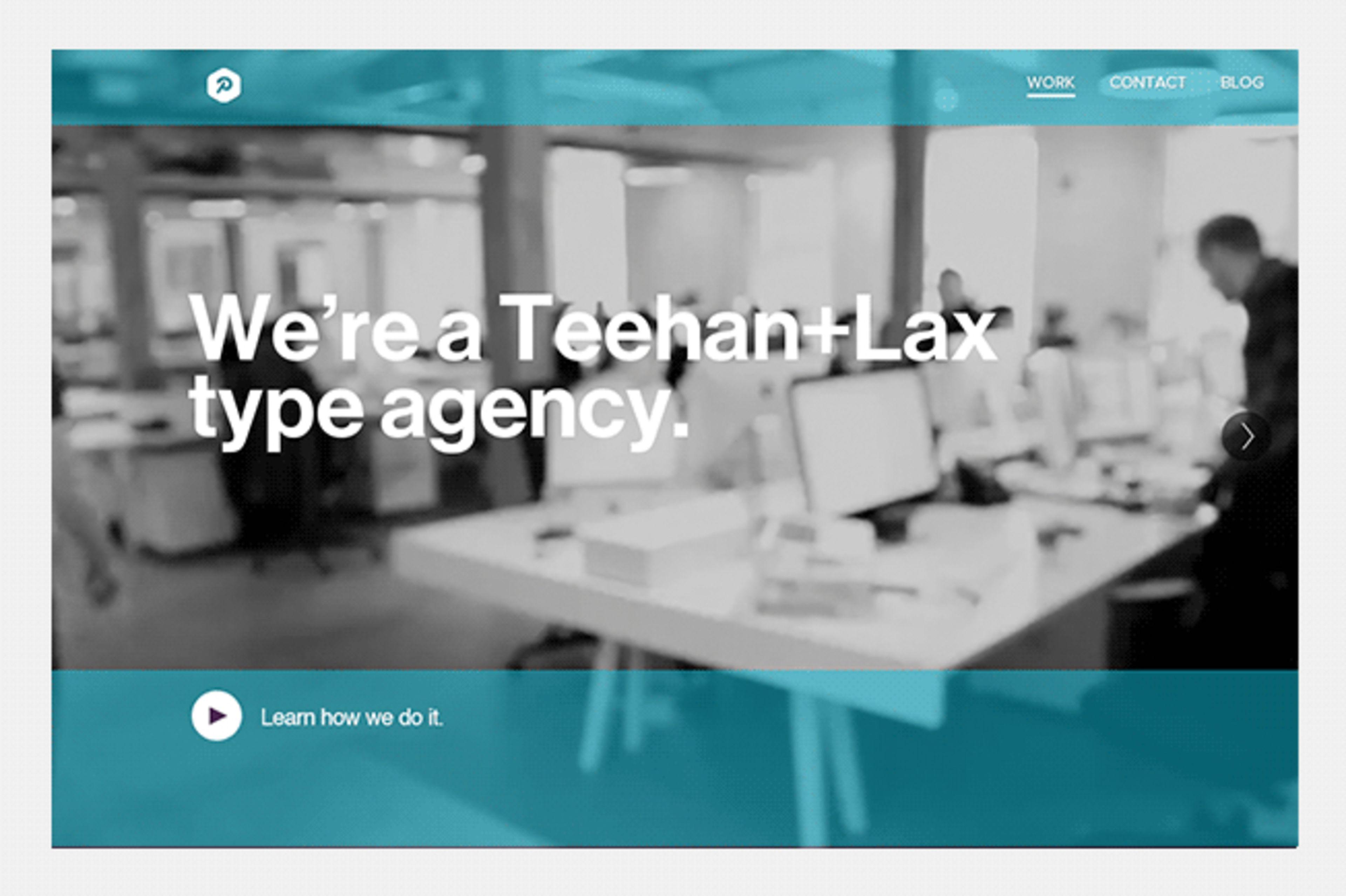 Teehan Website