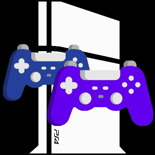 Два геймпада для ps4