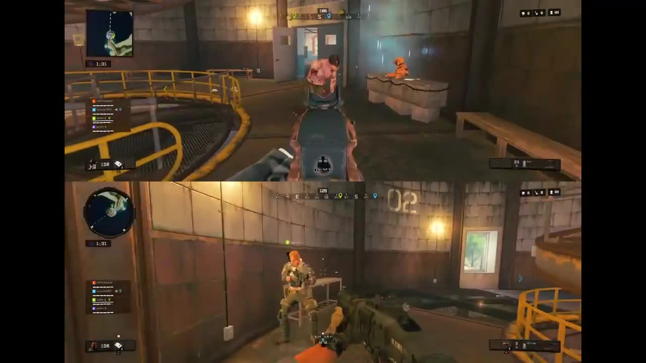 Black Ops 4 Blackout два игрока на одном экране