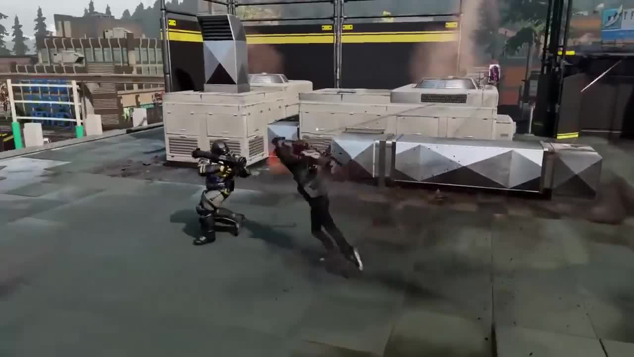 inFamous: Second Son геймплей