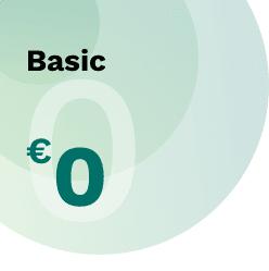 Basic pricing