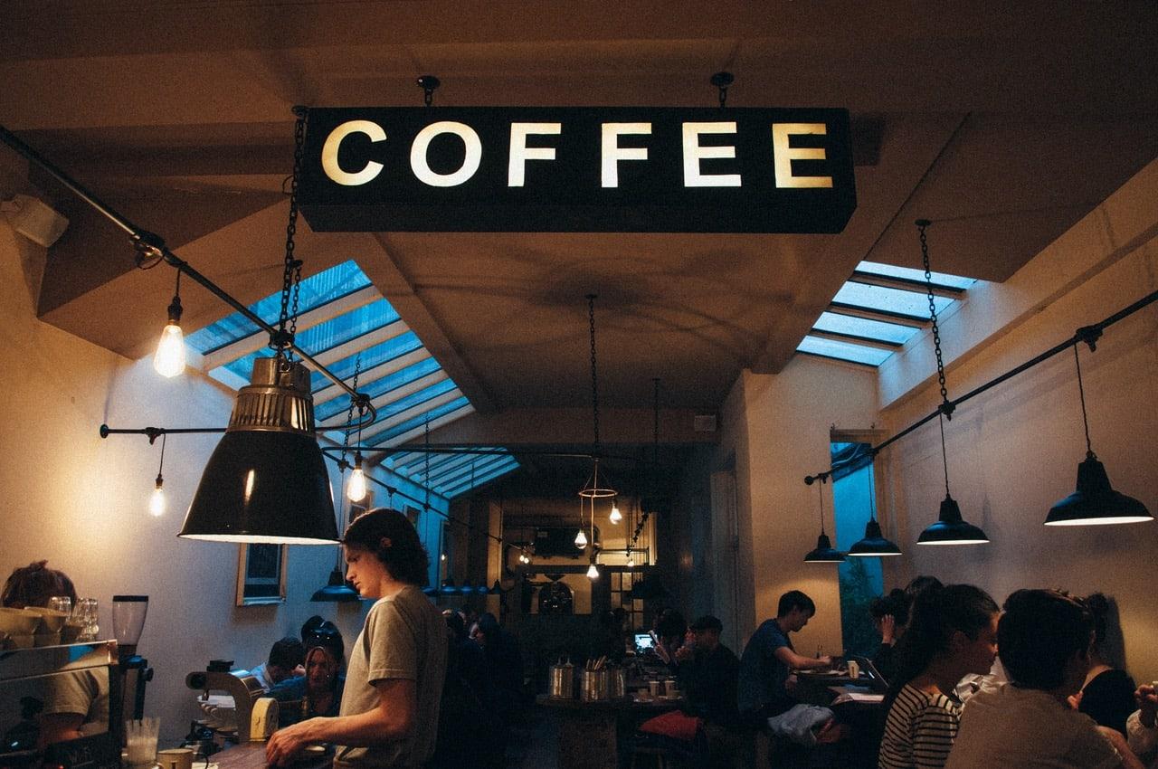 sacrificing coffee shops?