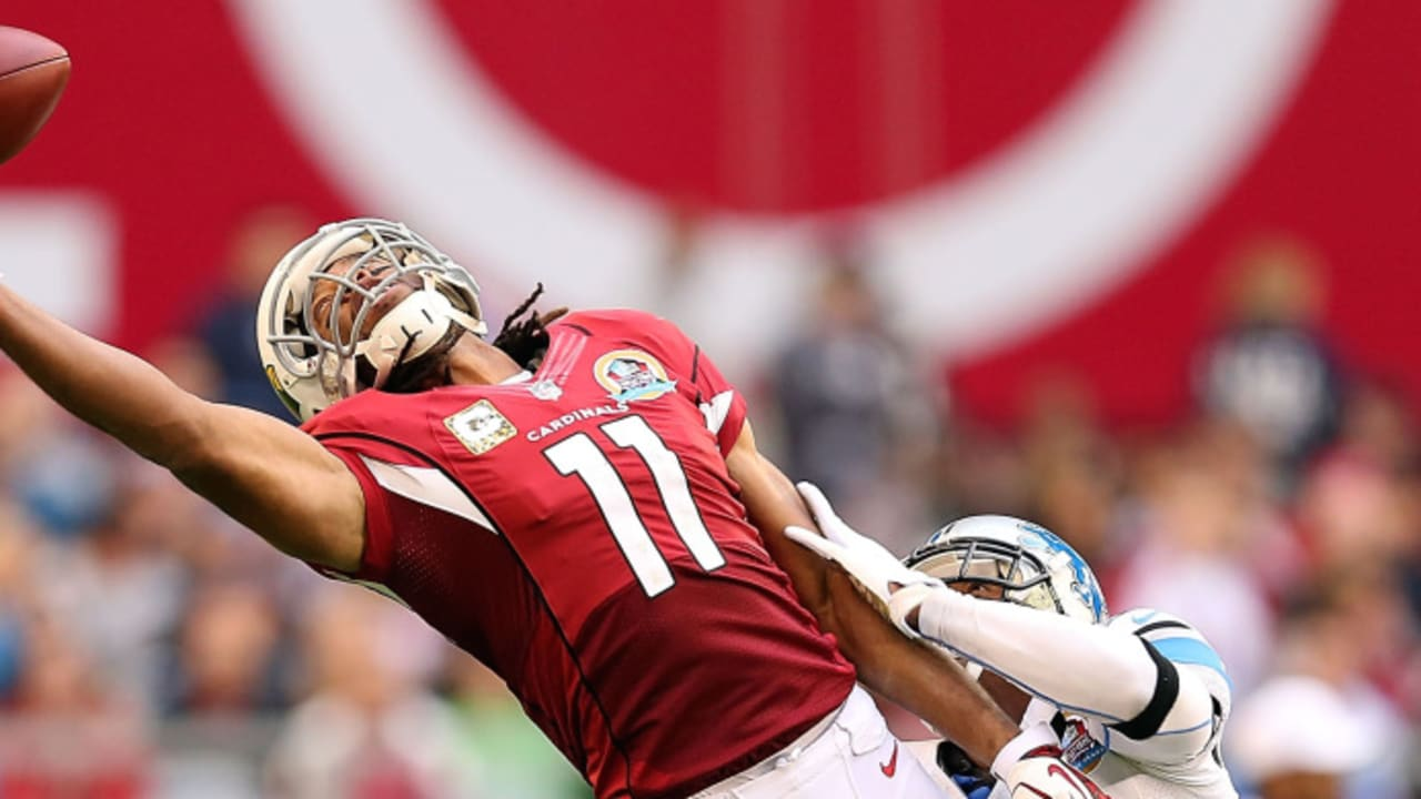 sports shoes 01401 0199d Larry Fitzgerald Uses Crucial Catch Challenge to Raise ...