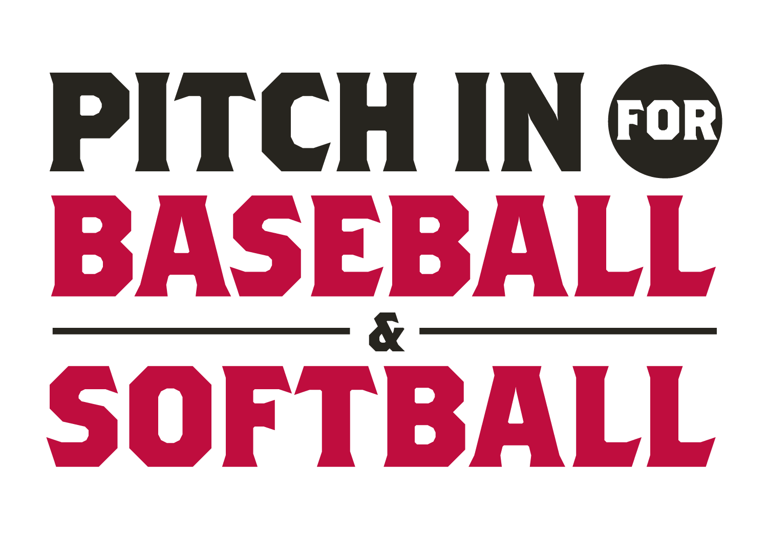 Pitch In For Baseball & Softball