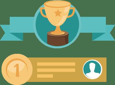Fundraiser leaderboard