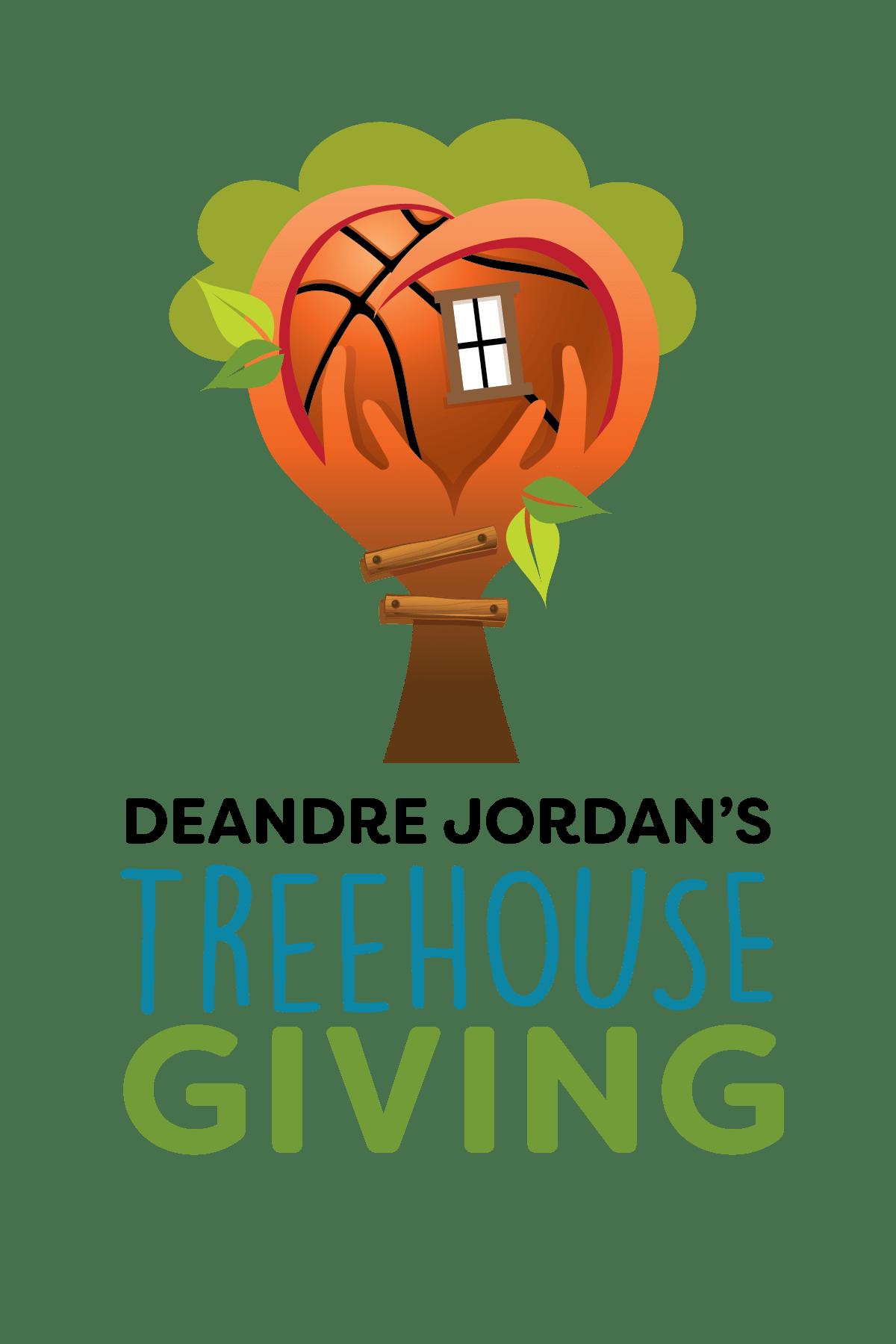 DeAndre Jordan Treehouse Giving