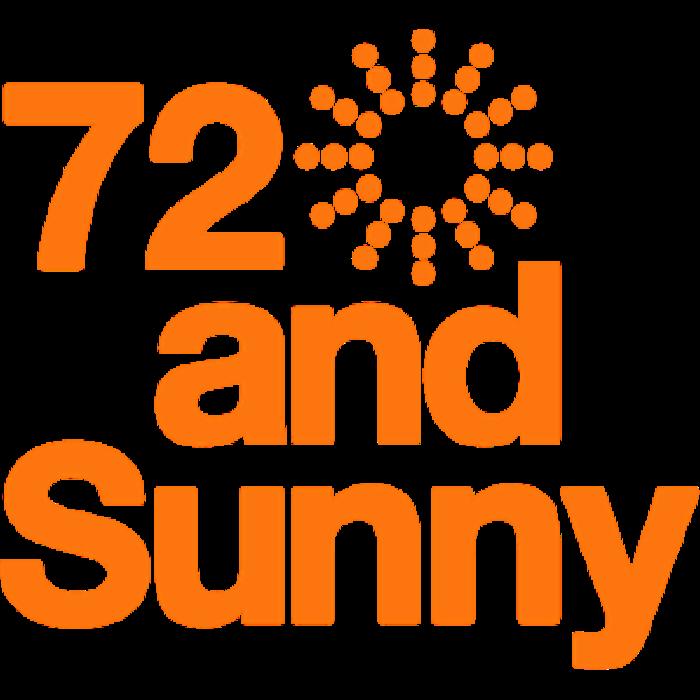 72 & Sunny