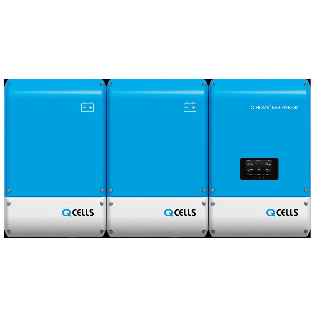 Hanwha Q CELLS battery image