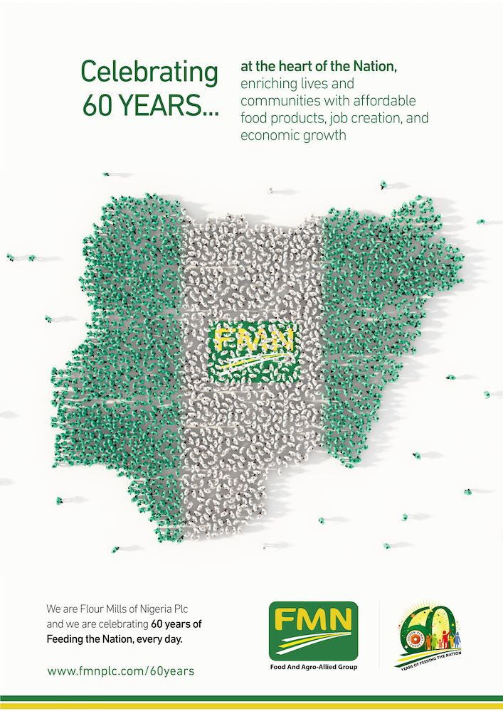 FMN celebrates 60 years of Feeding the Nation, Everyday