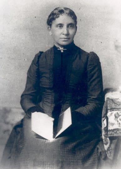 Charlotte Forten portrait