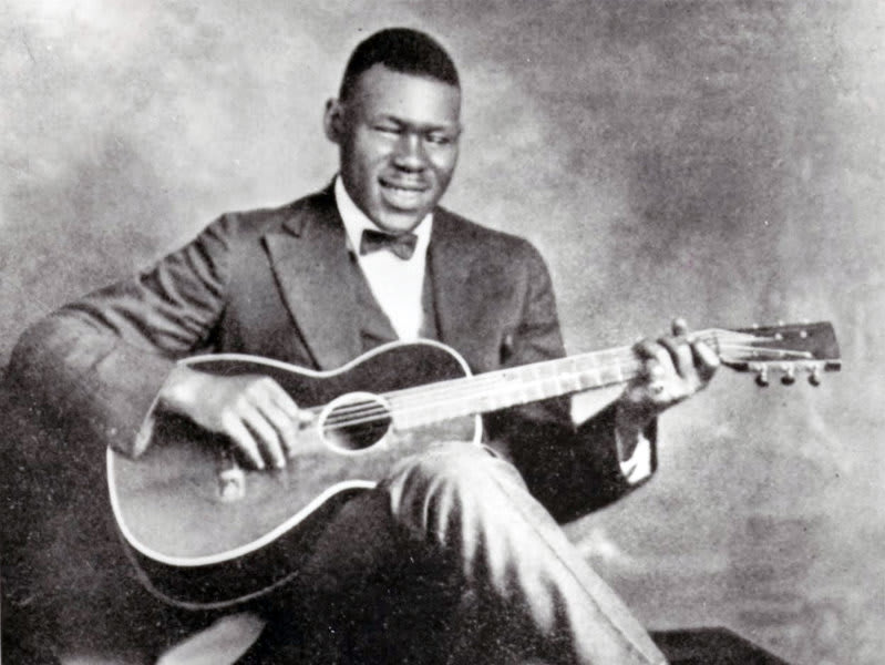 Piedmont Blues musician Blind Blake