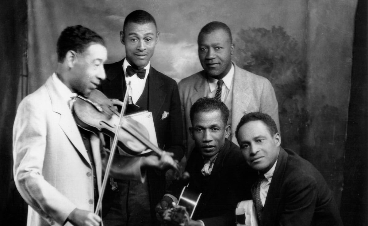 Memphis Jug Band promo shot