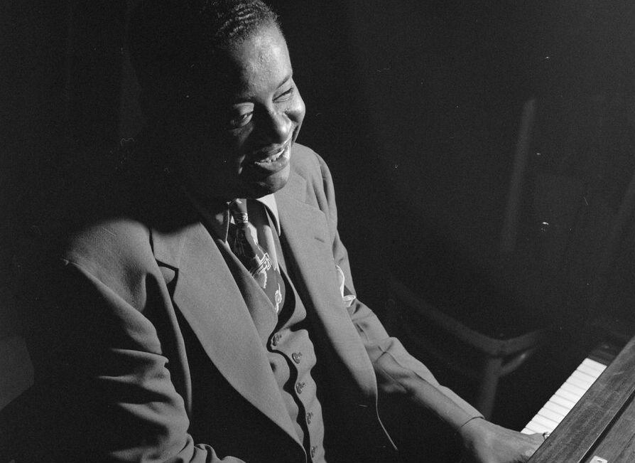 Jazz virtuoso pianist Art Tatum