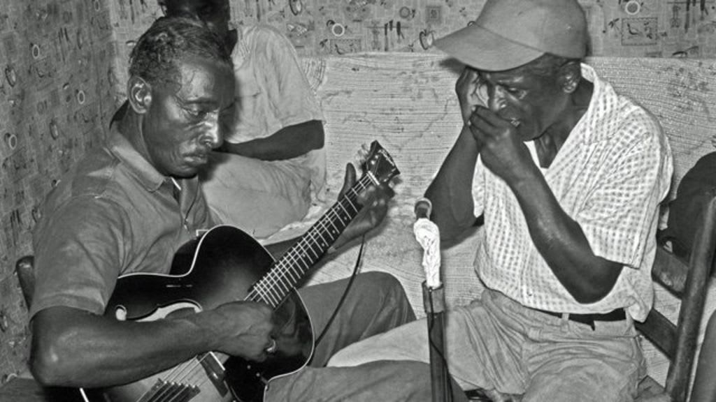 Mississippi Fred McDowell band