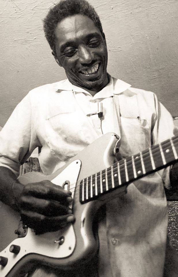 Photo of Hill Country Bluesman R.L. Burnside