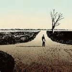 Robert Johnson's crucifix like Crossroads
