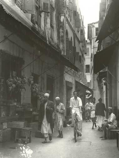 Ranchhod Oza, 1950s