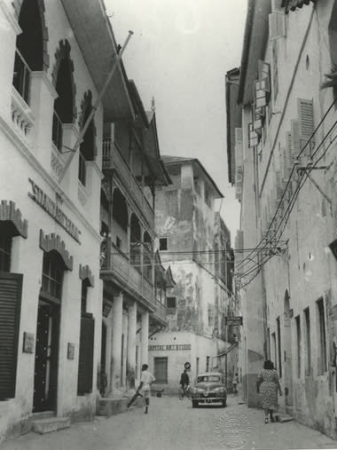 Ranchhod Oza, c. 1960