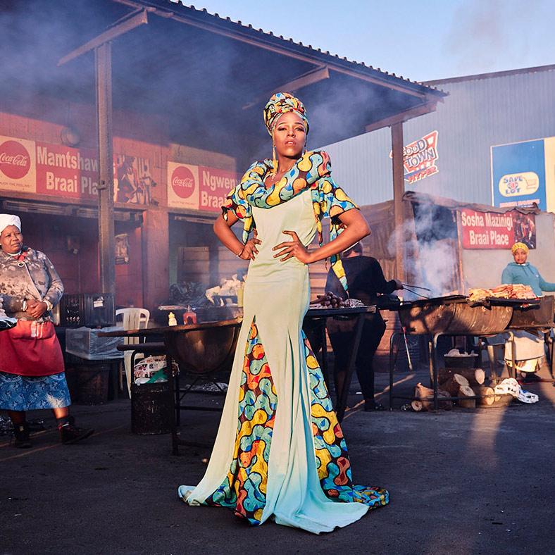 Belinda by Lee-Ann Olwage, South Africa 1986-