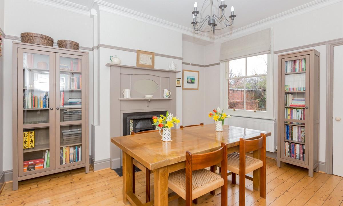 External Dining Room Kitchen