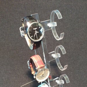 DISPLAY FOR WATCHES