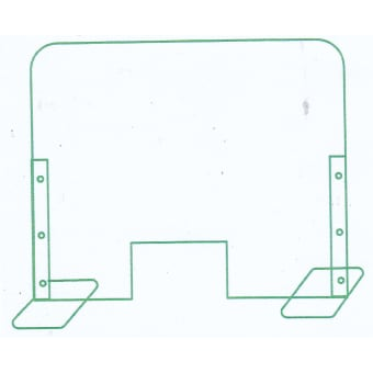 Barriere protettive in plexiglass o parafiato