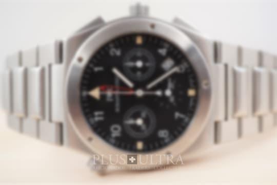 IWC MecaQuartz, Amagnetic Alarm Chronograph
