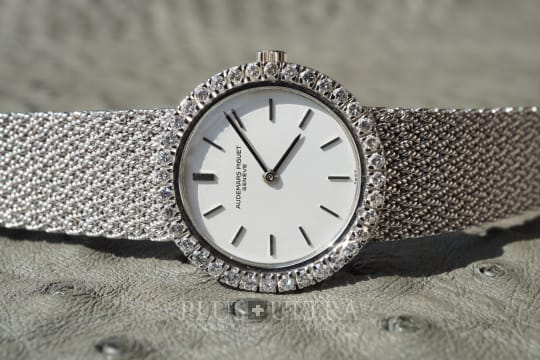 Audemars Piguet Ladies Diamonds Jewellery Watch, 1969