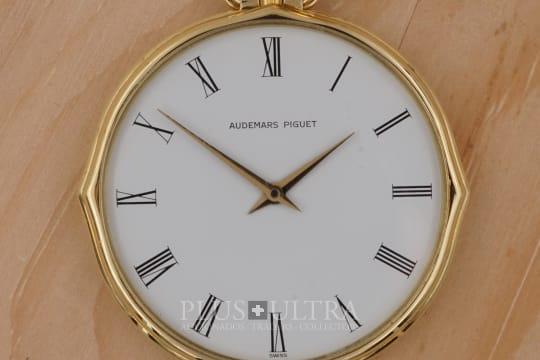 Audemars Piguet 1981 Pocket Watch, Full Set