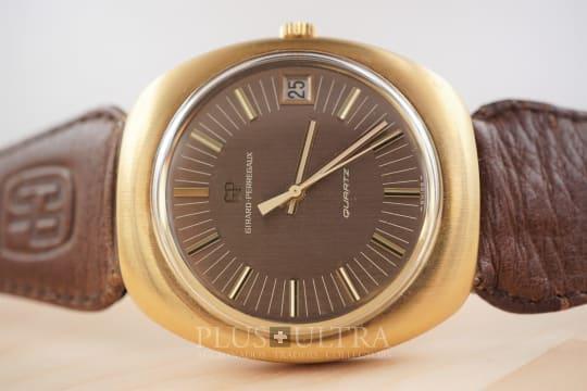 Girard Perregaux 1972 Horological Milestone: Caliber 350, New Old Stock