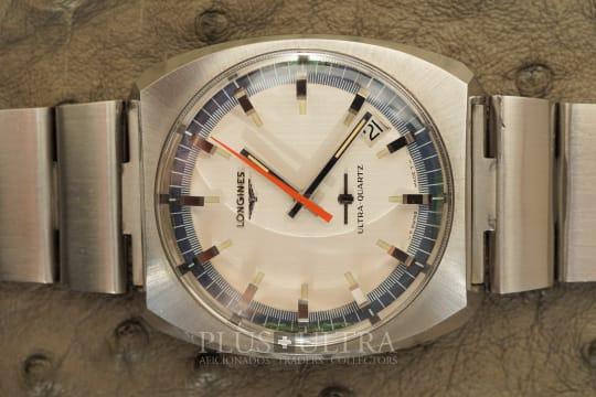 Longines Ultra-Quartz, 1st Quartz- & Cybernetic Watch