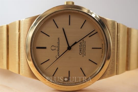 Omega 1968 Ultra-Thin Constellation Chronometer, cal712
