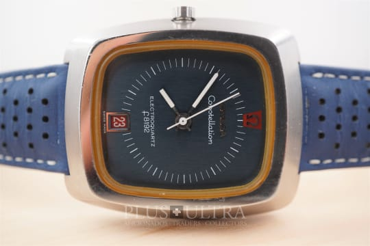 Omega Constellation ElectroQuartz Beta21 8192Hz